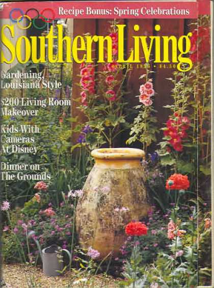 Southern Living - April 1996