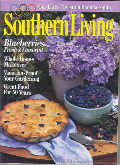 Southern Living - June 1996