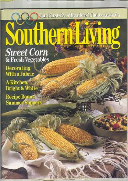 Southern Living - July 1996