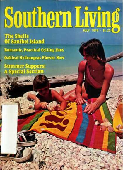 Southern Living - July 1978