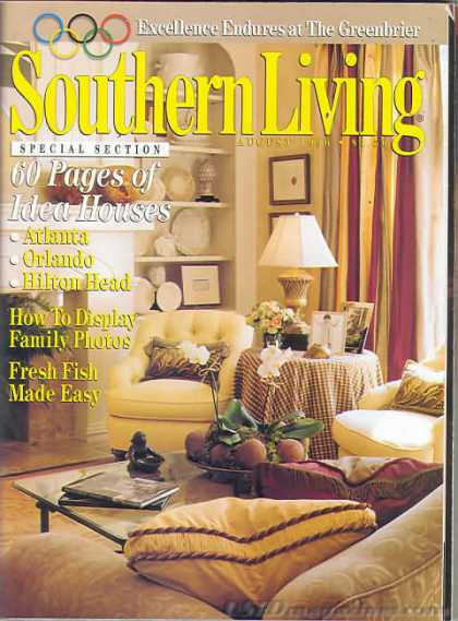 Southern Living - August 1996