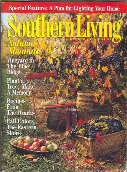 Southern Living - October 1996