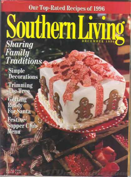 Southern Living - December 1996