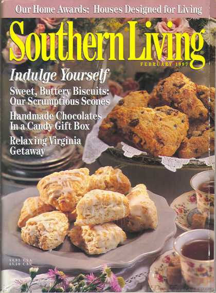Southern Living - February 1997