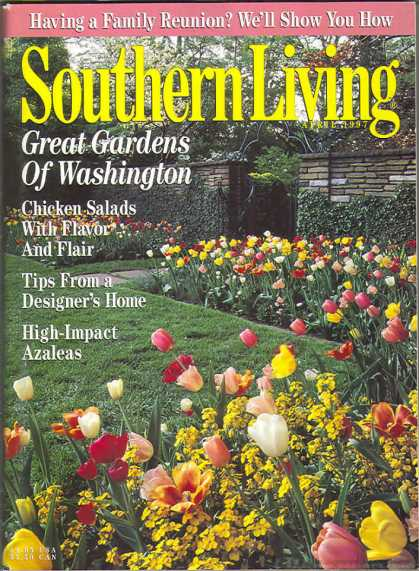 Southern Living - April 1997