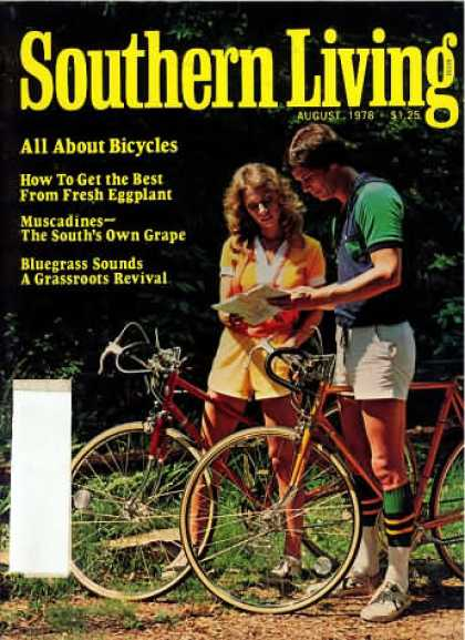 Southern Living - August 1978