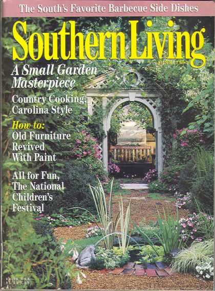 Southern Living - June 1997