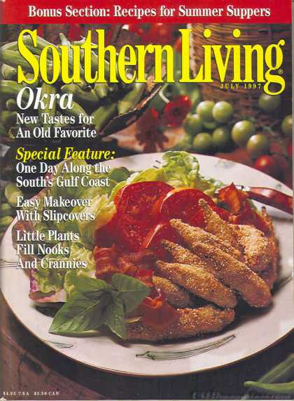 Southern Living - July 1997