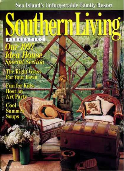 Southern Living - August 1997