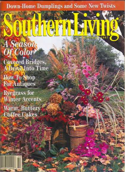 Southern Living - October 1997