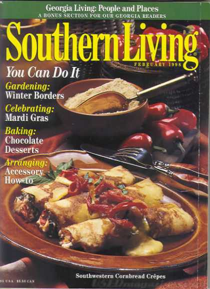 Southern Living - December 1997