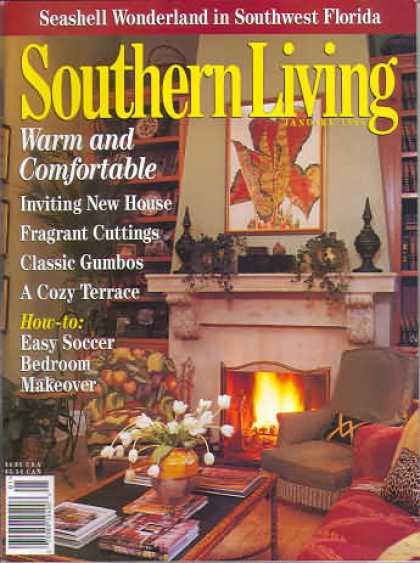 Southern Living - January 1998