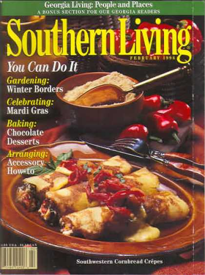 Southern Living - February 1998