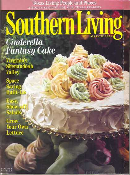 Southern Living - March 1998