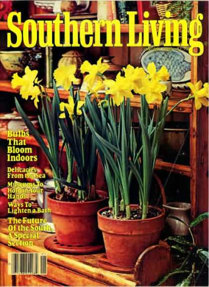 Southern Living - January 1980