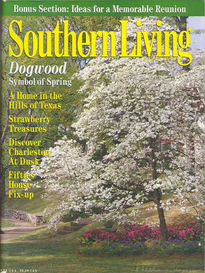 Southern Living - April 1998