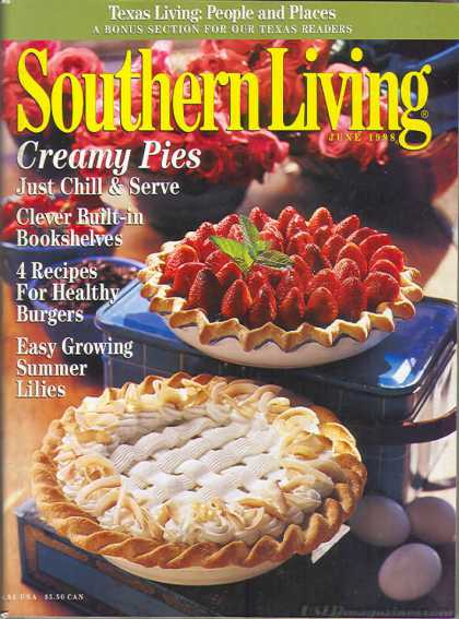 Southern Living - June 1998