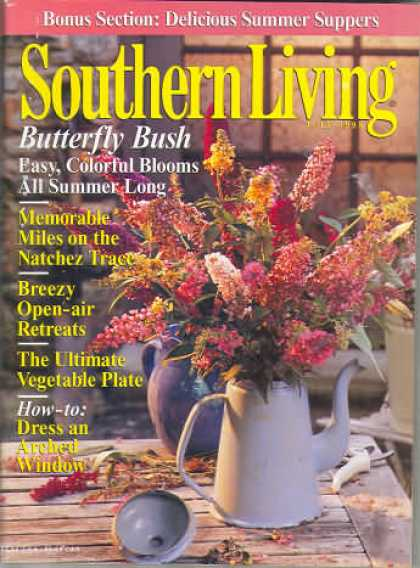 Southern Living - July 1998