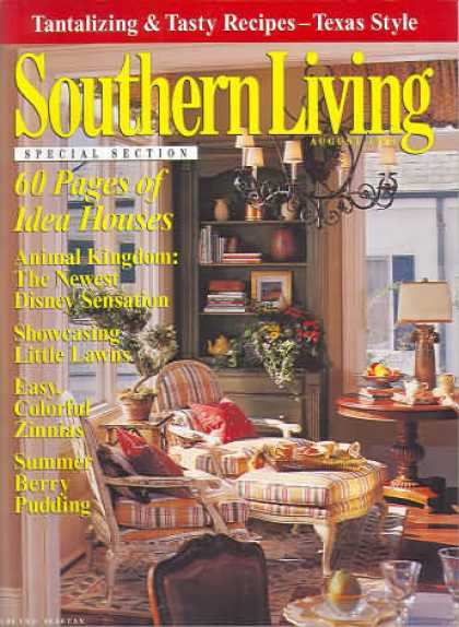 Southern Living - August 1998