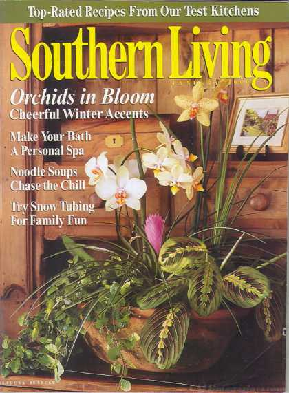 Southern Living - January 1999
