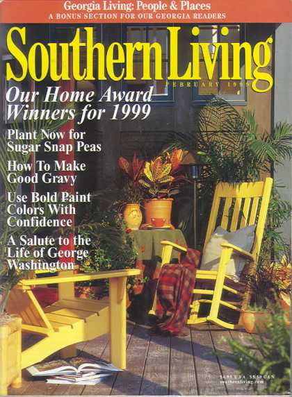 Southern Living - February 1999