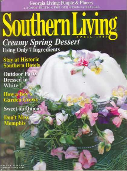 Southern Living - April 1999