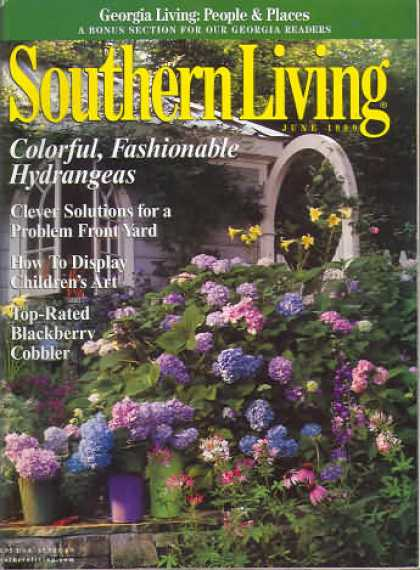 Southern Living - June 1999
