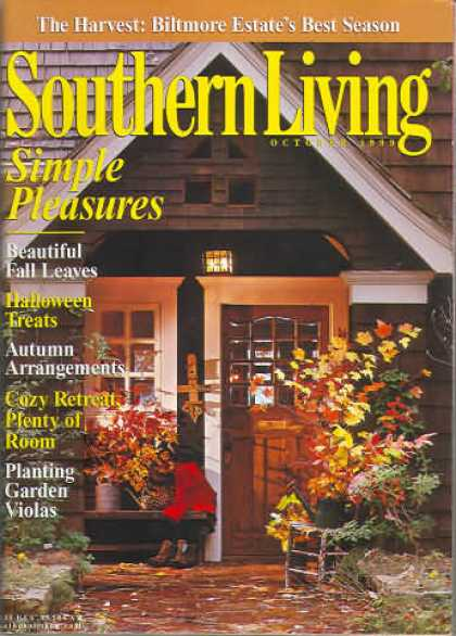 Southern Living - October 1999