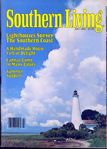 Southern Living - July 1981