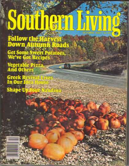 Southern Living - October 1981