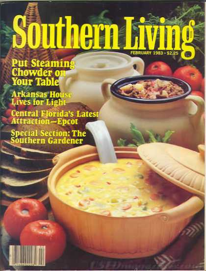 Southern Living - February 1983