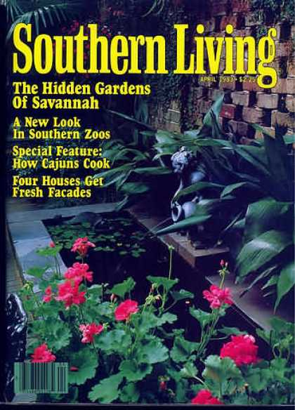 Southern Living - April 1983