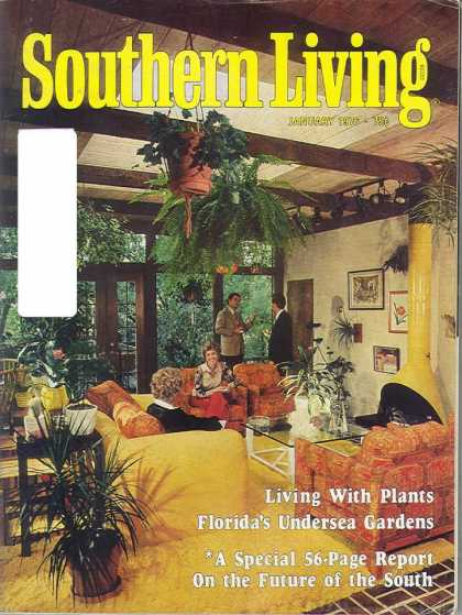 Southern Living - January 1976