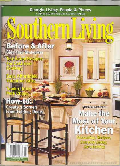 Southern Living - February 2004