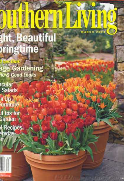 Southern Living - March 2004