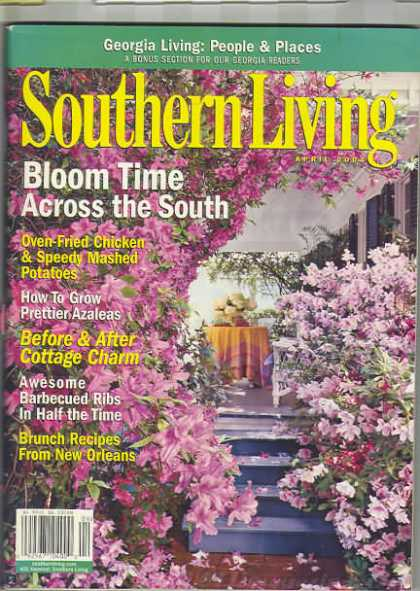 Southern Living - April 2004