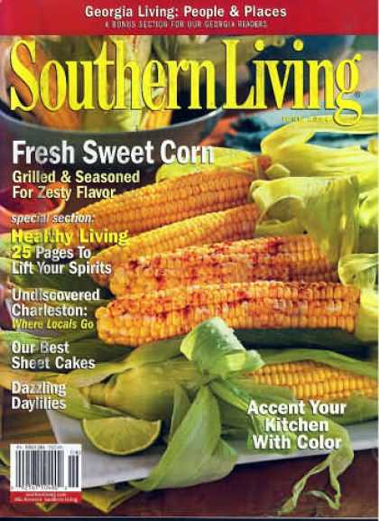 Southern Living - June 2004