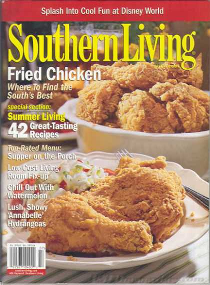 Southern Living - July 2004