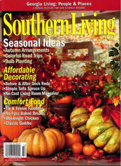 Southern Living - October 2004