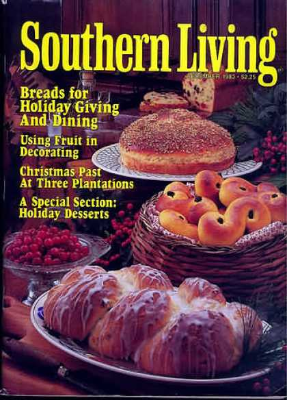 Southern Living - December 1983
