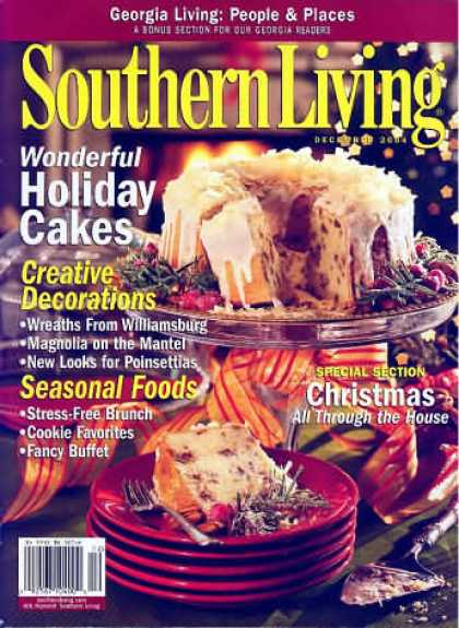 Southern Living - December 2004