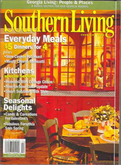 Southern Living - February 2005