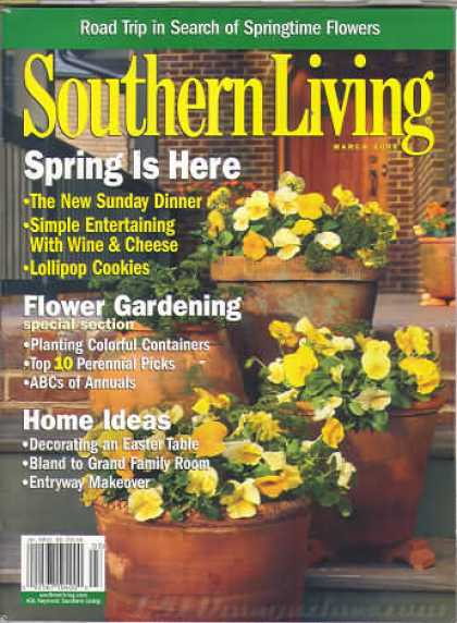 Southern Living - March 2005