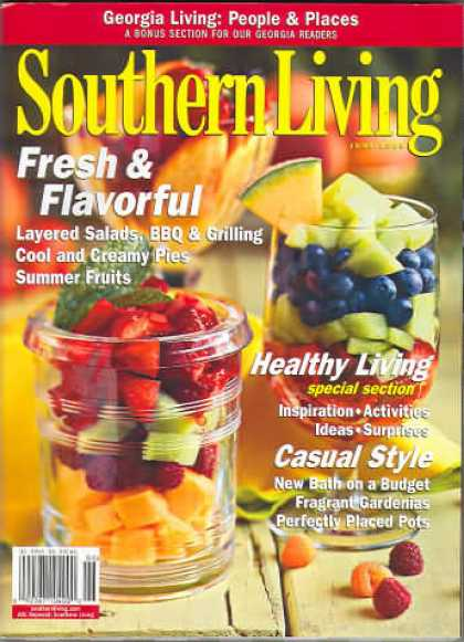 Southern Living - June 2005