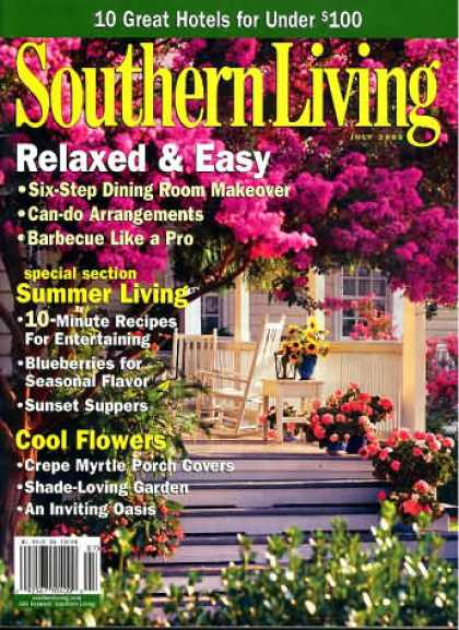 Southern Living - July 2005
