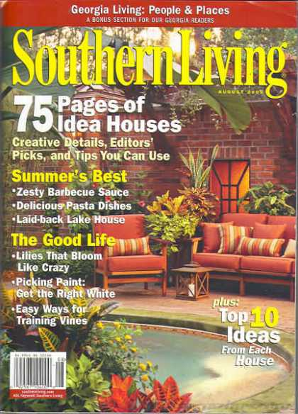 Southern Living - August 2005