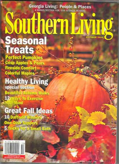 Southern Living - October 2005