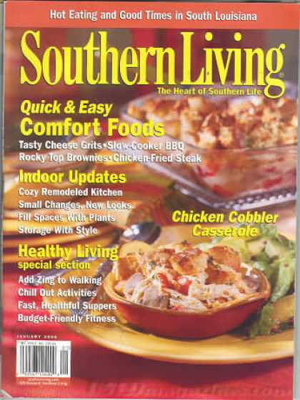 Southern Living - January 2006