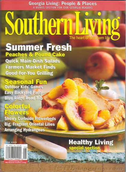 Southern Living - June 2006
