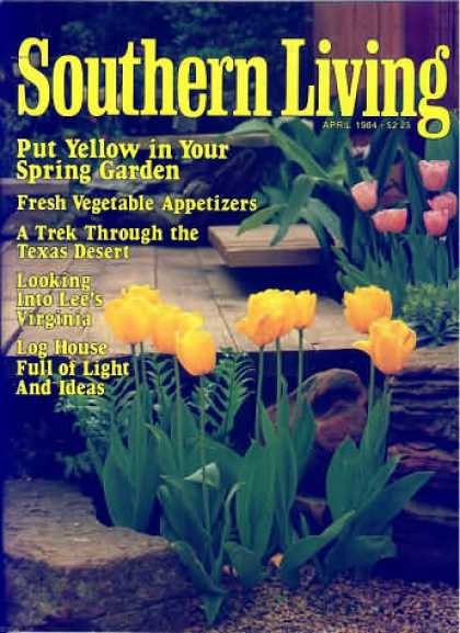 Southern Living - April 1984